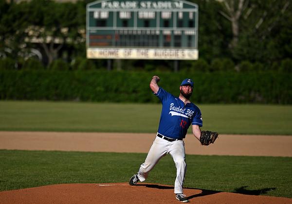 2021 Baseball 365 vs. Metro Merchants