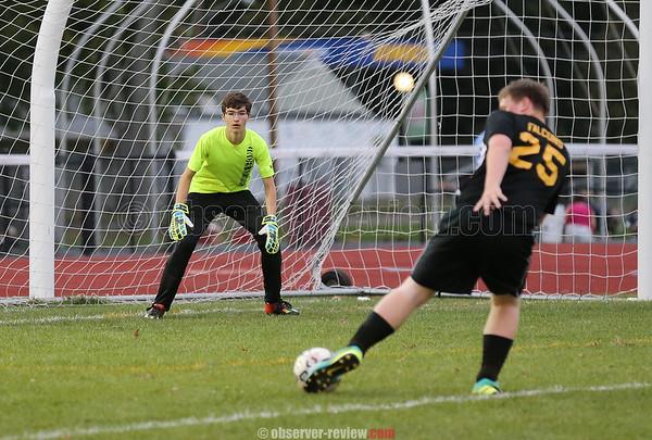 Dundee Soccer 10-4-17