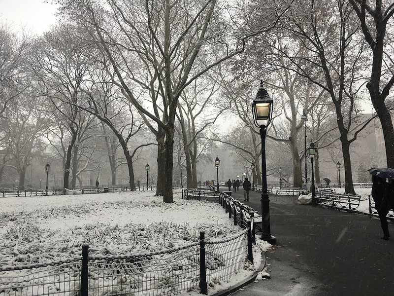 washington square park greenwich village nyc