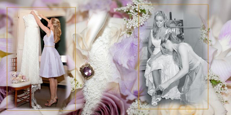 Rebecca & Mike Bridal Album