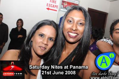Panama Room - 21st June 2008