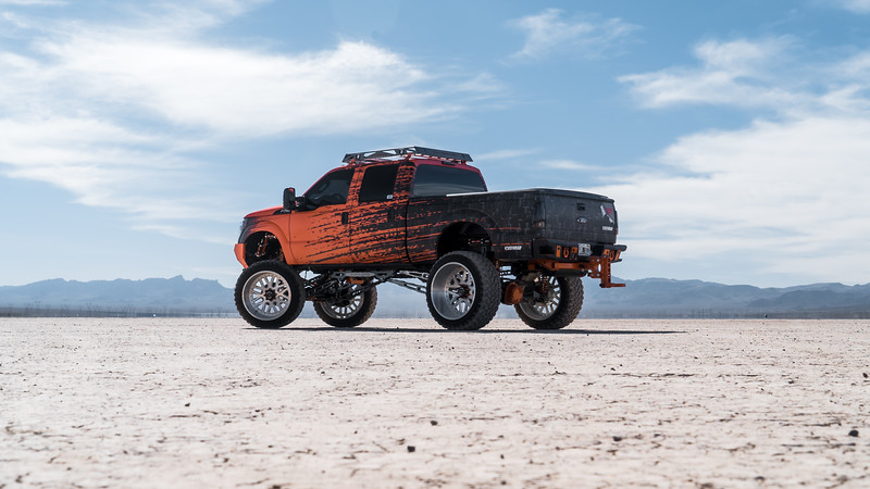 @Truck_Fever 2014 @Ford F250 featuring our 28x16 #CRUX from our Multi-Piece Series wrapped in 42x15.5r28 @FuryOffroadTires-63.jpg