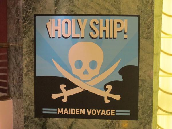 Holy Ship! 2012