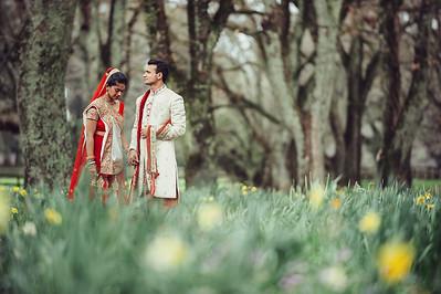 Tejal and Hrish