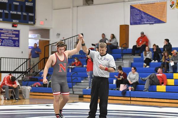 Varsity Wresting - Tri County/Auburn