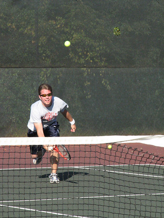 2007 November 4th - Davis Cup