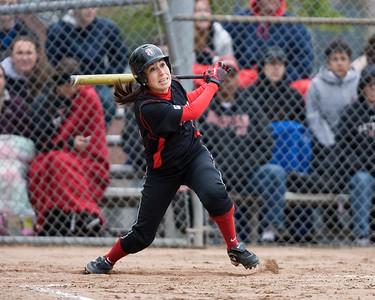 Softball May 2, 2010 Game 1