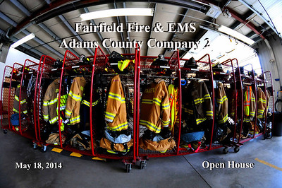 Fairfield Fire and EMS Open House 2014