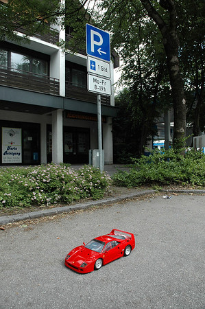 Ferrari F40 experience