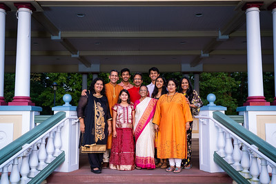 Dhananjay Family Portraits