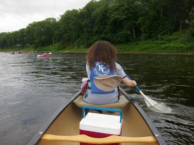 2011/06/04 Canoeing