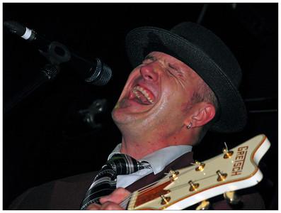 Bodelwyydan JJB, Friday 24th October 2008  - Revolutionaires Nite!