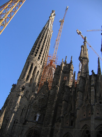 2006-04 Barcelona Sagrada Familia