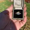 1.11ct Old European Cut Diamond Filigree Ring 42