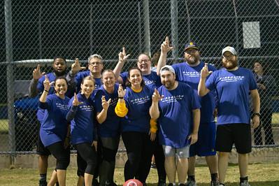 Intramural Kickball Tournament Fall 2019
