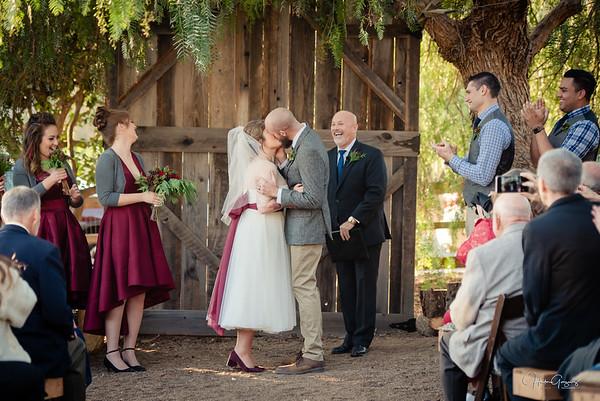 Olivia & Nathan Ceremony