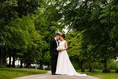 Colin & Victoria's wedding