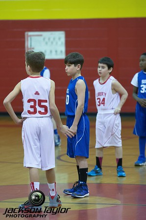 Sixes 4th grade boys