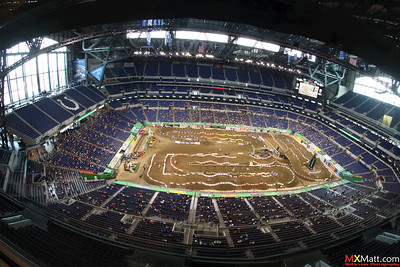 Indianapolis Supercross 2012