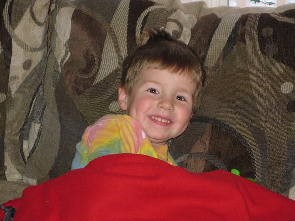 Parker January 2009