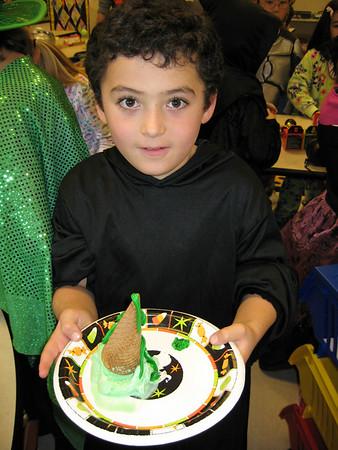 Halloween 2009 - Lamberti 2nd grade
