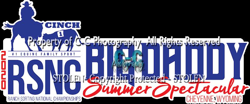Big Daddy Summer Spectacular 7-20 Chy WY