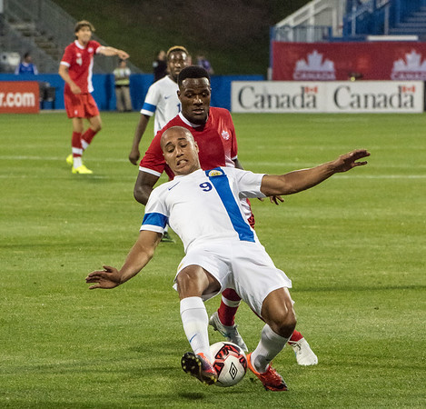 MNT vs Curacao - June 13, 2017