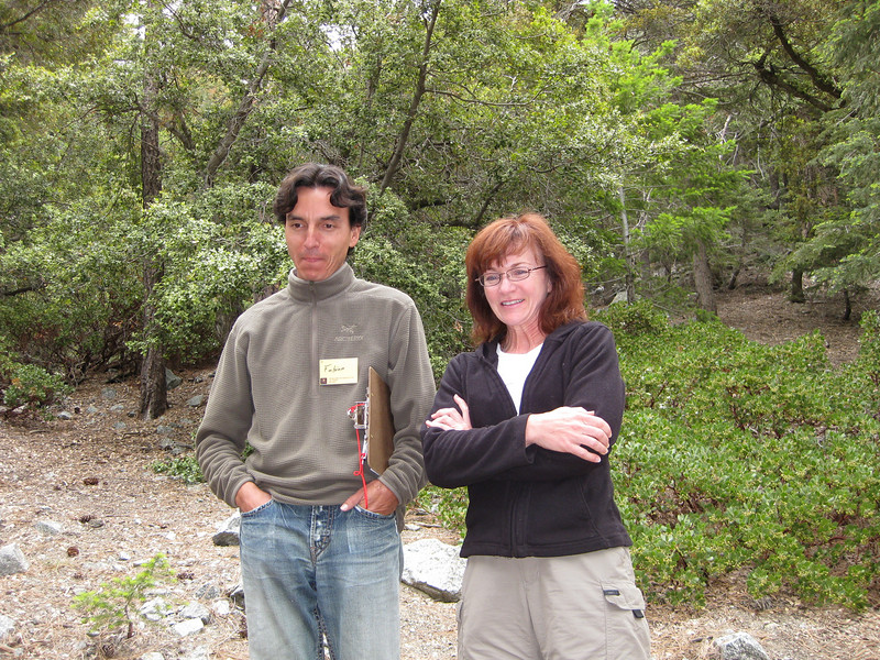 Fabian and Lorraine