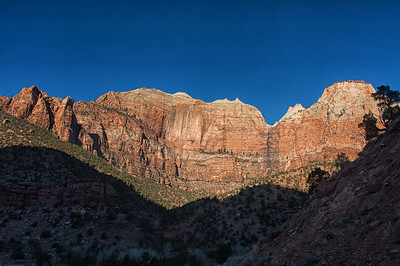 Angel's Landing and Zion