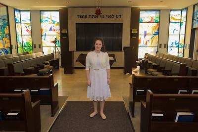 Talia Bat Mitzvah