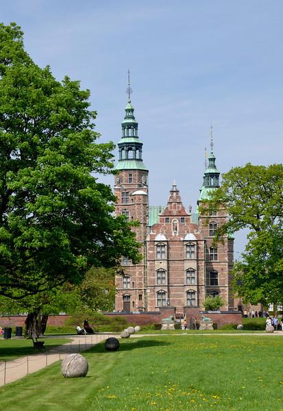 Rosenborg Castle & Museum/Copenhagen/Denmark- May, 2013