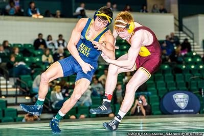 149 - DePalma def. Oliver - 2016 MAC Championships - 3-6-16