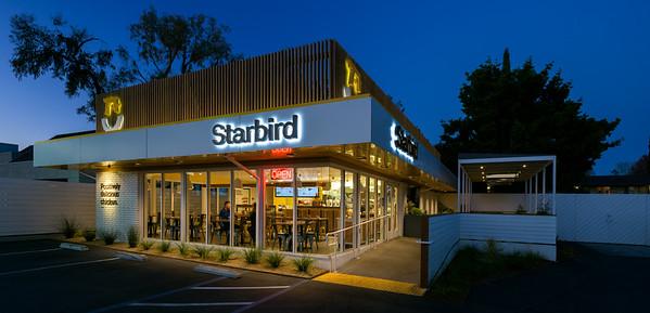 Starbird Chicken (Architecture Photography) in Sunnyvale, California
