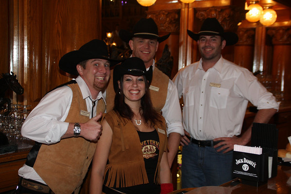 Grand re-opening ~Cheyenne Saloon