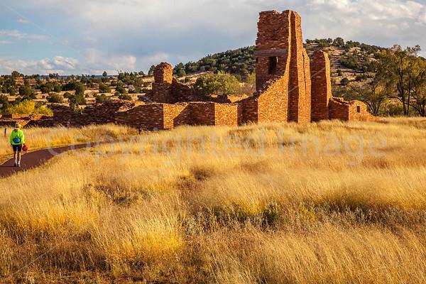 New Mexico - Quarai unit of Salinas Pueblo Missions National Monument