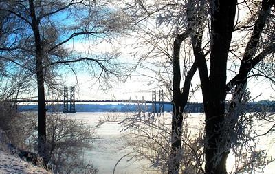 Mississippi River, Quad Cities