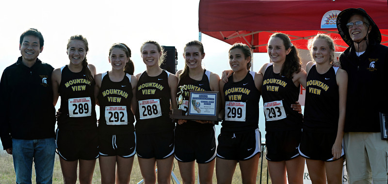 CCS XC Finals - Girls Varsity