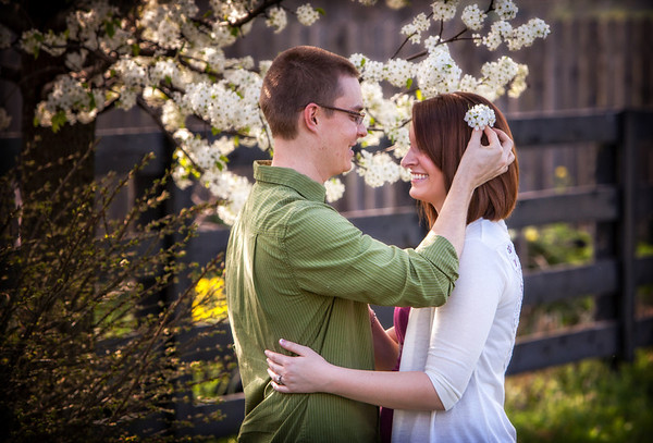 Anna & Nathan Engagement
