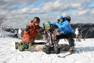 3-6-21 Photos on the Slopes