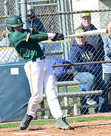 Shawver leads Comets over Bulldogs with his bat