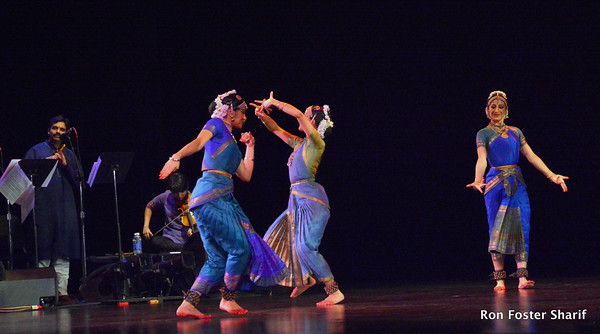 Ragamala Dance Company : Song of the Jasmine