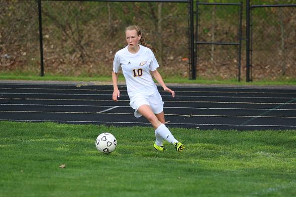 Soccer Girls vs. Schoolcraft - KCHS - 5/16/16