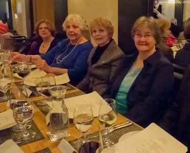 Honours Restaurant dinner