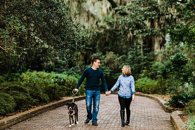 Dave & Abby Engagement | Tallahassee