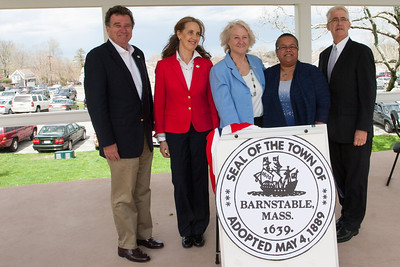Town of Barnstable Seal Re-Dedication