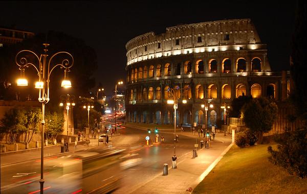 Rome & Greek Islands