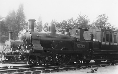 LNWR Ramsbottom & Webb 'Engineer' locos