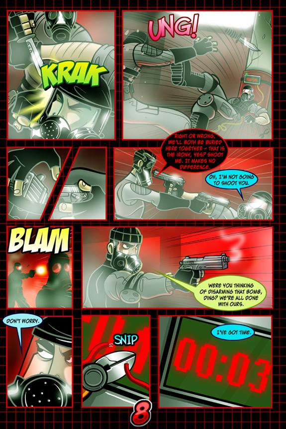 Rainbow Six 3 Page 8