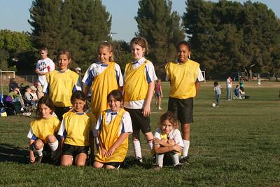 2006 Galaxy Girls Game 5