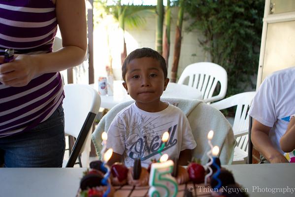 Aden Birthday